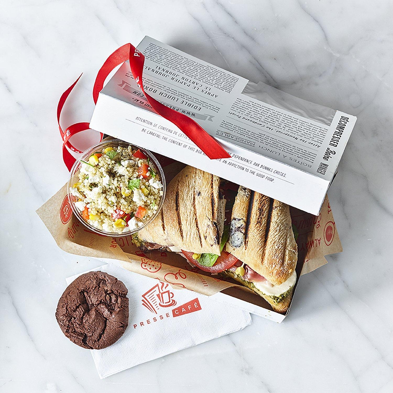 Lunch Box - Presswiche