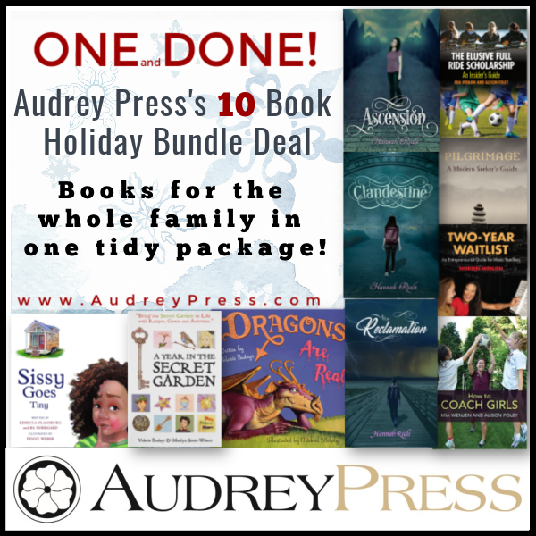 Audrey Press Collection 10 Book Bundle Deal: Books for the Whole Family