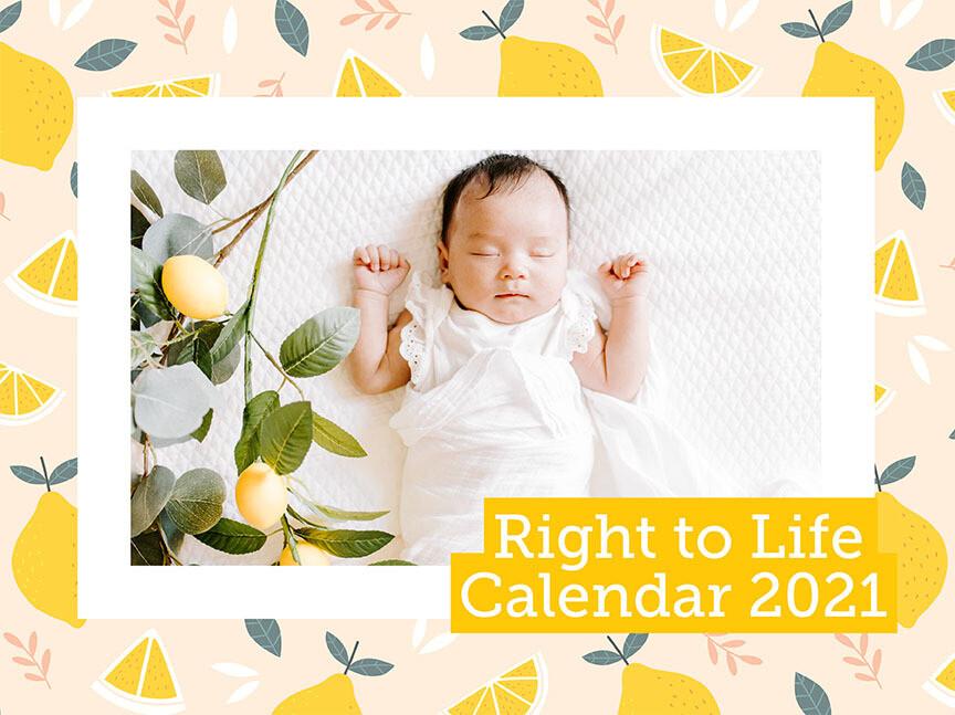 2021 Celebrate Life Wall Calendar