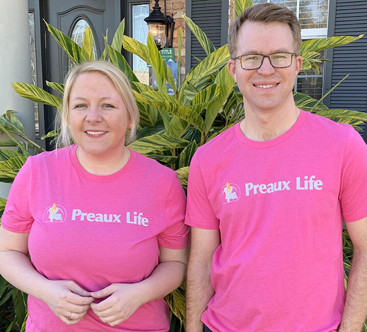 Limited Edition Preaux Life T-Shirt