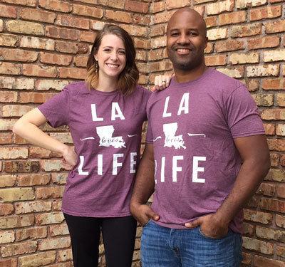 LA Loves Life T-Shirt