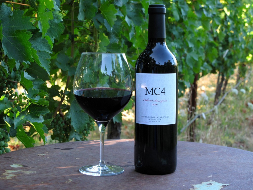 2017 MC4 Cabernet Sauvignon / Bottle