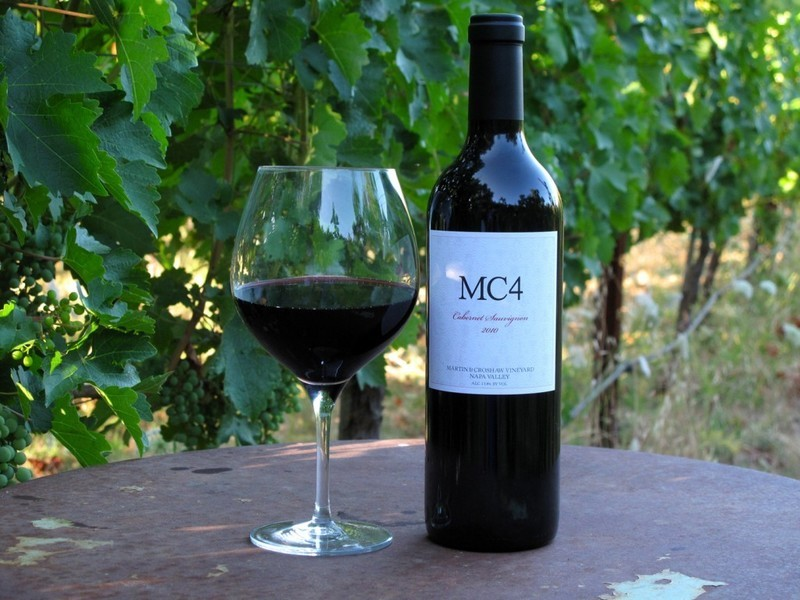 2016 MC4 Cabernet Sauvignon / Case