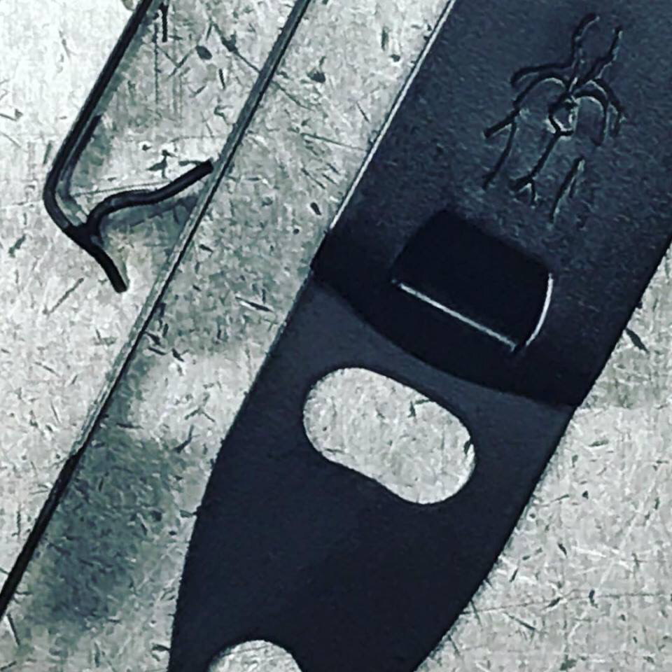 "Mod 4 SA - HLR Discreet Gear Clip™ - 1.75"" belt- SHS"