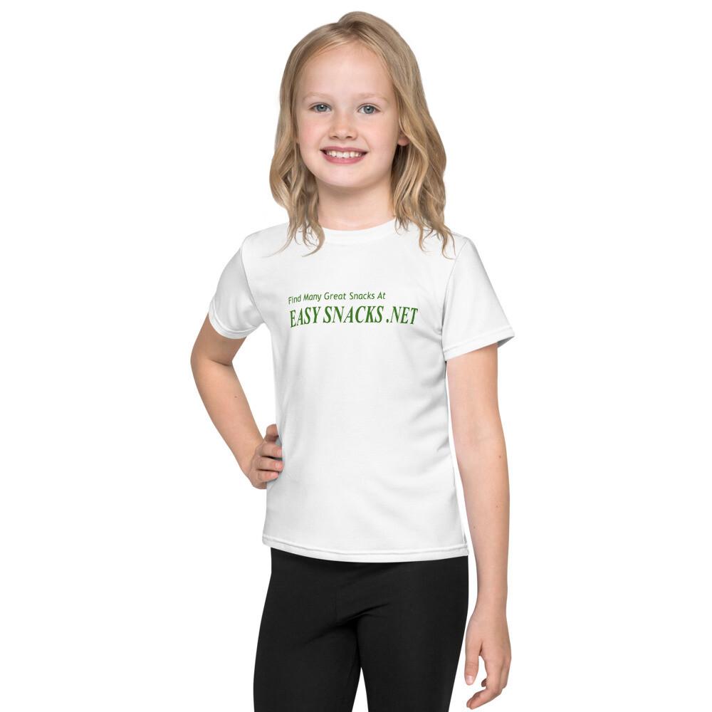Easy Snacks Kids T-Shirt