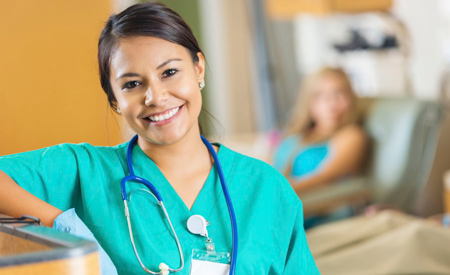 Healthcare Worker Mix
