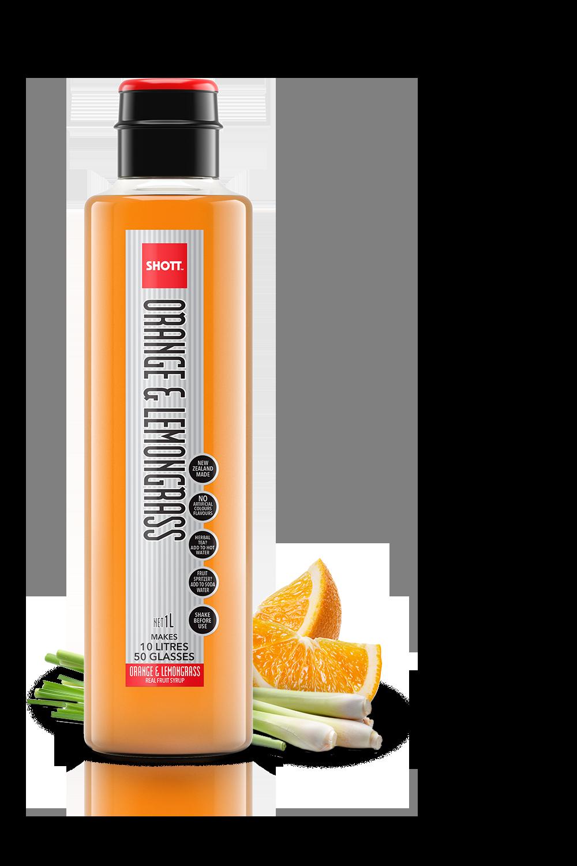 SHOTT Orange & Lemongrass 00019