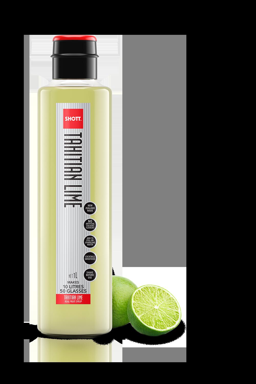 SHOTT Tahitian Lime 00028