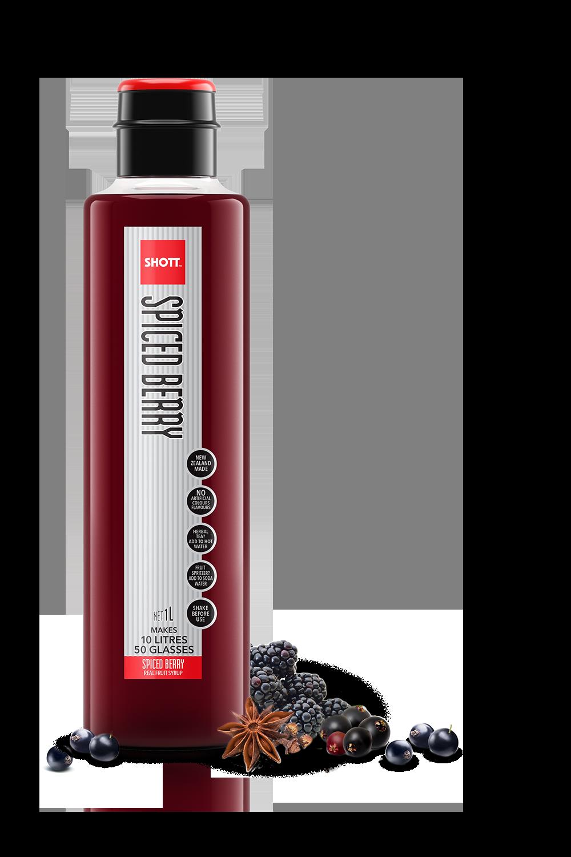 SHOTT Spiced Berry 00031