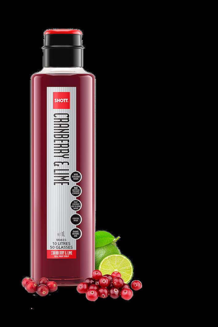 SHOTT Cranberry & Lime 00003