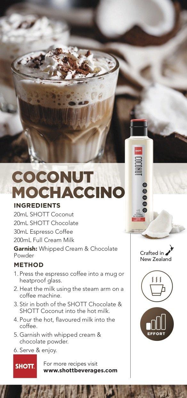 SHOTT Coconut