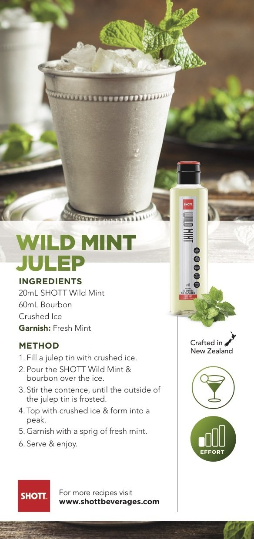 SHOTT Wild Mint