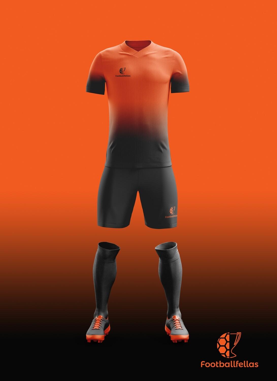 Black Tint custom football jersey