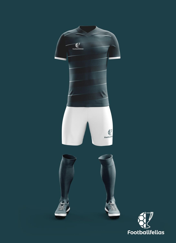 Glazy Lust custom football game jersey