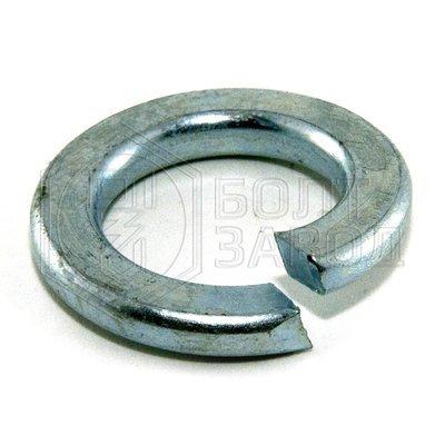 Шайба пружинная разрезная гровер 16 100 штук