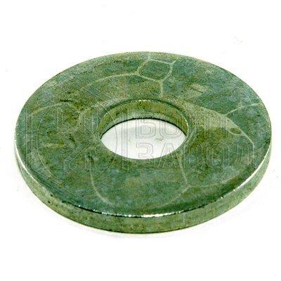 Шайба кузовная плоская увеличенный диаметр 14 100 штук