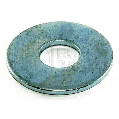 Шайба кузовная плоская увеличенный диаметр 20 100 штук