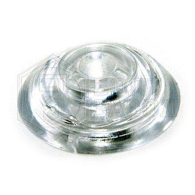 Термошайба прозрачная для поликарбоната 100 штук