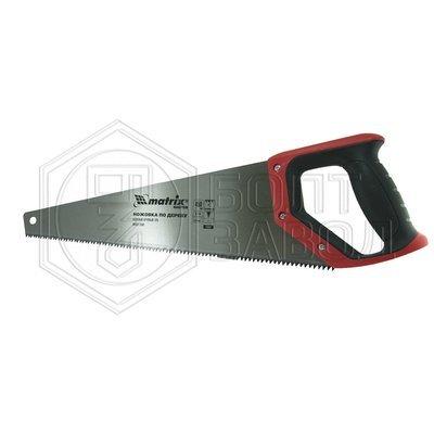 Ножовка по дереву 450 мм 5-6 TPI фирмы MATRIX