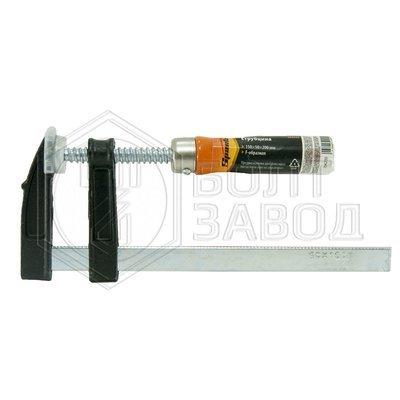 Струбцина F-образная 150*50*200 мм производитель SPARTA