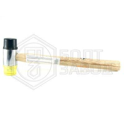 Молоток рихтовочный бойки 35мм деревянная рукояткой фирмы SPARTA