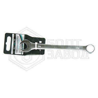 Ключ комбинированный фирмы STELS размером 14 мм