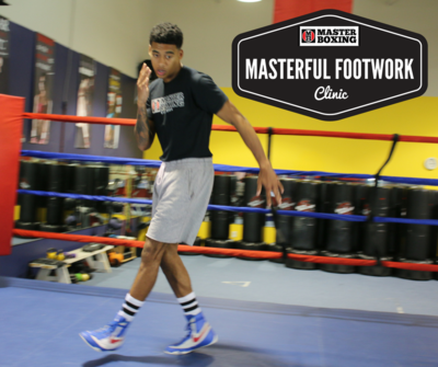 Masterful Footwork Clinic Volume 1