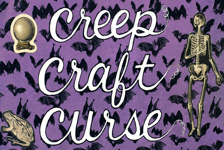 Creep Craft Curse 8x10