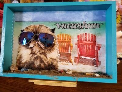 Vacashun Cat