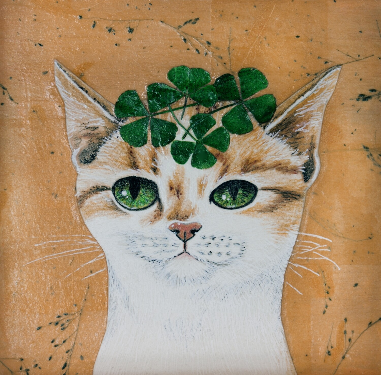 Clover Kitty