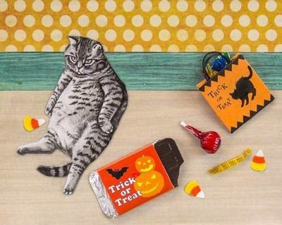 Too many treats 8x10