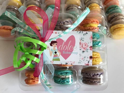 Mother's Day Macarons