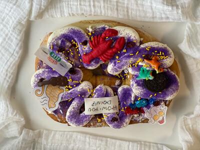 F•R•I•E•N•D•S King Cake