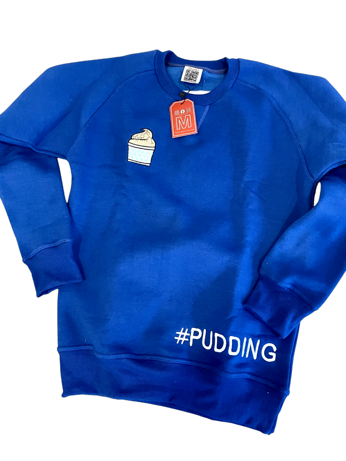PUDDING CUP CREW