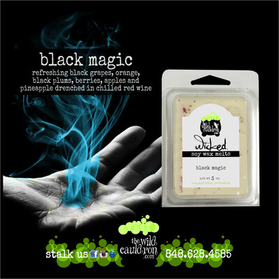 Black Magic Wicked Wax Melts