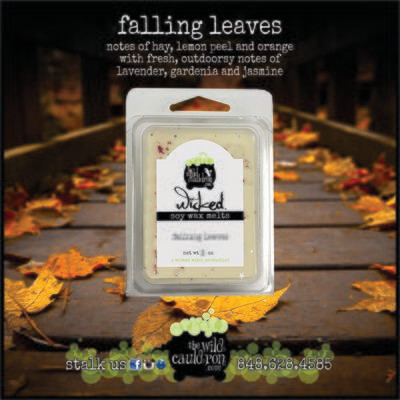 Falling Leaves Wicked Wax Melts