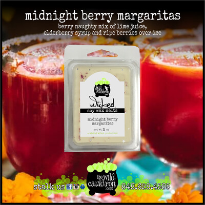 Midnight Berry Margaritas Wicked Wax Melts