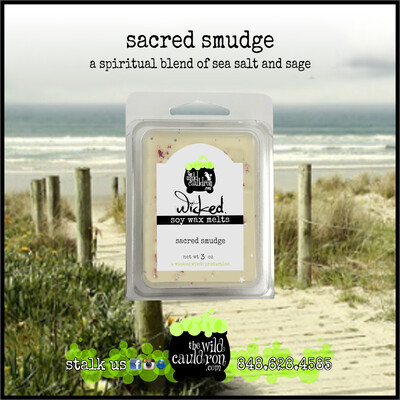 Sacred Smudge Wicked Wax Melts