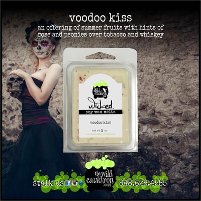 Voodoo Kiss Wicked Wax Melts