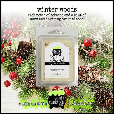 Winter Woods Wicked Wax Melts