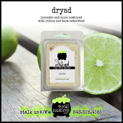 Dryad Wicked Wax Melts