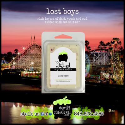 Lost Boys Wicked Wax Melts
