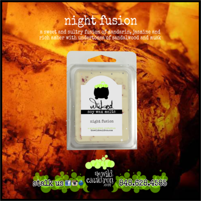 Night Fusion Wicked Wax Melts