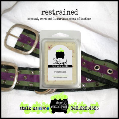 Restrained Wicked Wax Melts