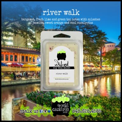 River Walk Wicked Wax Melts