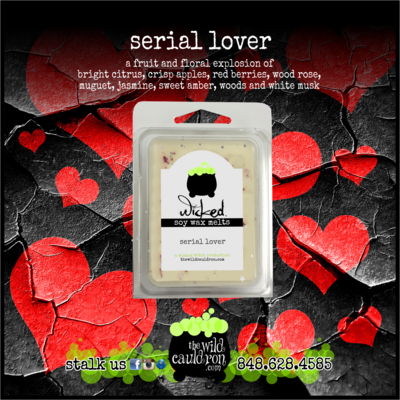 Serial Lover Wicked Wax Melts