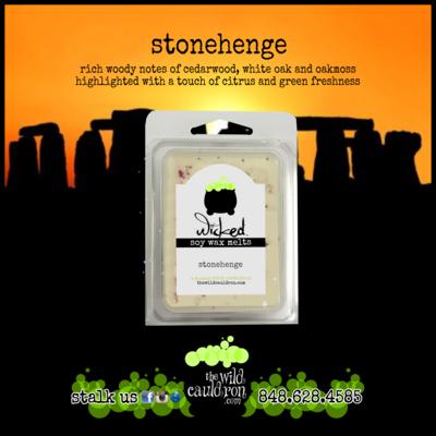 Stonehenge Wicked Wax Melts