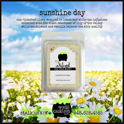 Sunshine Day Wicked Wax Melts