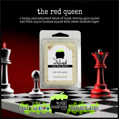 The Red Queen Wicked Wax Melts
