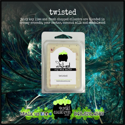 Twisted Wicked Wax Melts